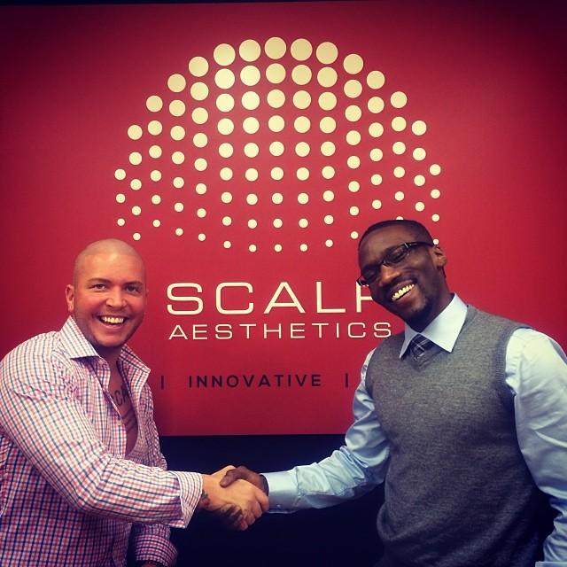 Mark and Bryce of Scalp Aesthetics