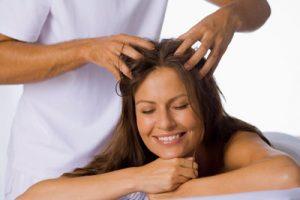 Healthy scalp versus hair loss